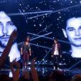 Fabien Incordona contre Matthieu Canaby  dans Rising Star, le jeudi 23 octobre 2014, sur M6