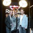EXCLUSIF - Rising Star 2014. Tanya lors du Prime 5 de Rising Star diffusé sur M6, a la cité du Cinéma a Saint-Denis, France le 23 octobre 2014.