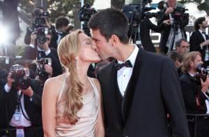 Novak Djokovic, heureux papa d'un petit Stefan, déjà de retour sur les courts !
