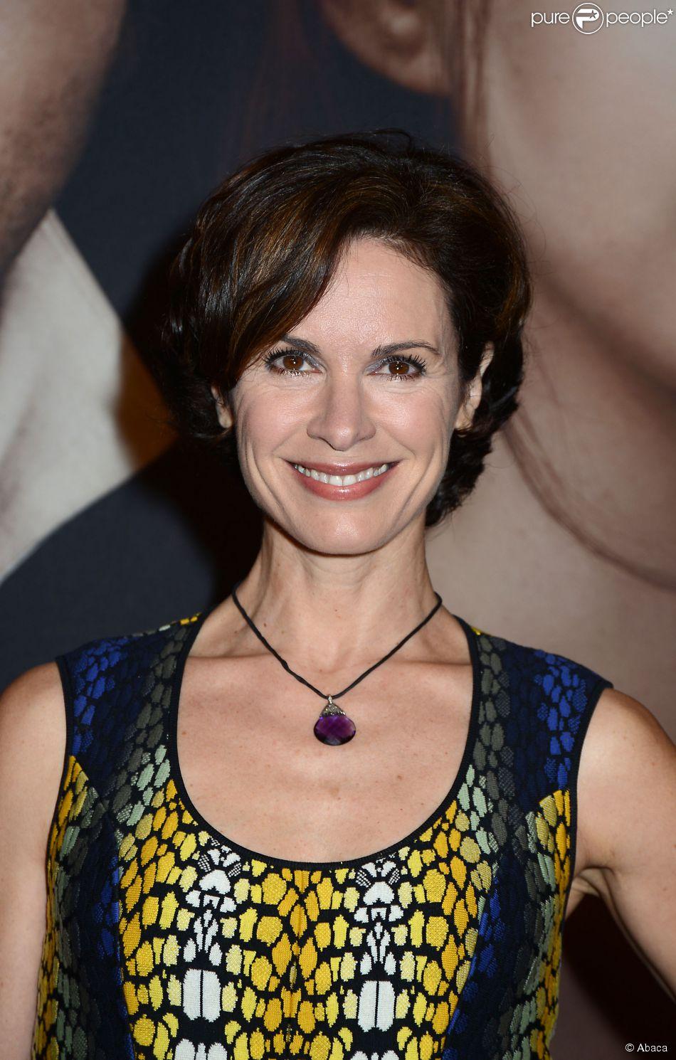 """La journaliste Elizabeth Vargas à la première du film """"Les Misérables"""" à New York, le 10 décembre 2012."""