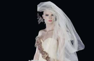 Madonna : La robe de son mariage avec Sean Penn refait surface