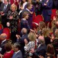 En vidéo, l'intégralité de la cérémonie de remise des Prince des Asturies Awards présidée par le roi Felipe VI et la reine Letizia d'Espagne, le 24 octobre 2014 au Théâtre Campoamor à Oviedo.