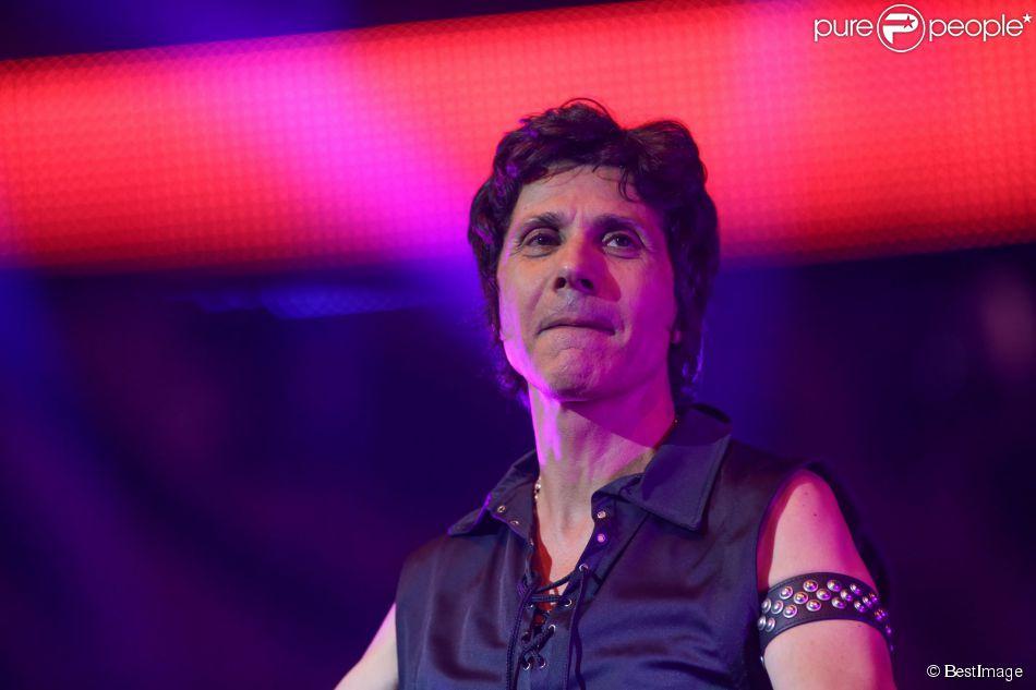 """Jean-Luc Lahaye - Concert """"Stars 80 L'origine"""" au Zénith de Lille, le 24 octobre 2014"""