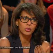 Audrey Pulvar, son gros clash avec Bernard Tapie : 'Il est parti en hurlant...'