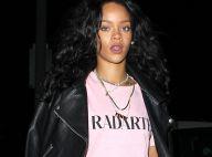 Rihanna : Stylée et discrète, avant la sortie surprise d'un nouvel album ?