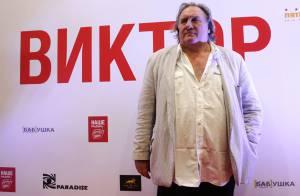 Gérard Depardieu et le pipi en avion : ''J'avais vraiment envie de pisser''