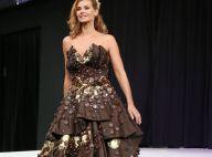 Ingrid Chauvin : Créature glamour et chocolatée, 7 mois après le drame