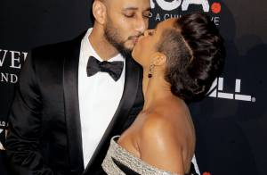 Alicia Keys : Future maman divine avec Swizz Beatz, in love et protecteur