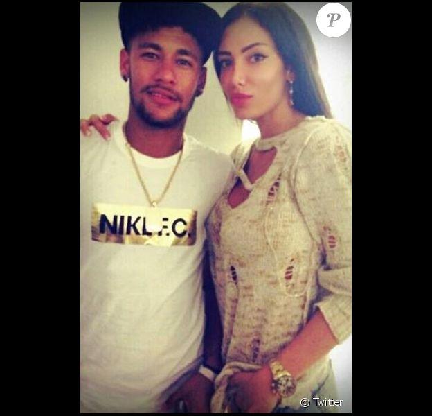 Neymar et sa supposée nouvelle compagne, Soraja Vucelic