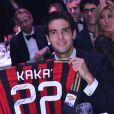 Kaka à Milan le 21 septembre 2013.