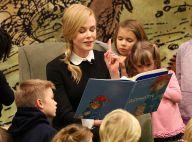 Nicole Kidman : Après son fashion faux-pas, radieuse auprès d'enfants
