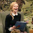 Nicole Kidman radieuse pour faire la lecture à des enfants dans le cadre de la promo du film Paddington à Brentwood, le 6 novembre 2014.