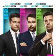 Affiche de Horrible Bosses 2.