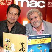 Laurent Gerra présente le tant attendu nouveau tome de Lucky Luke !