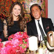 Madeleine de Suède : Sublime supportrice de Valentino, son ami couturier