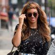 Beyoncé Knowles à Londres, le 15 octobre 2014.