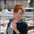 Eva Darlan le 11 septembre 2010 à La Rochelle.