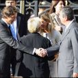 Le mariage de Jean Sarkozy : Laurent Solly et Patrick Balkany