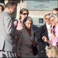 Le mariage de Jean Sarkozy : Andrée Sarkozy