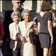 Le mariage de Jean Sarkozy : la mamie de Jean, Andrée Sarkozy