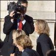 Le mariage de Jean Sarkozy : Pierre, Jean et leur maman Marie-Dominique