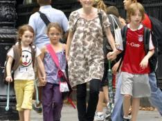 PHOTO : Julianne Moore, une maman modèle au quotidien...