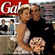 Thierry Ardisson a épousé Audrey Crespo-Mara en juin 2014 devant un parterre de stars.