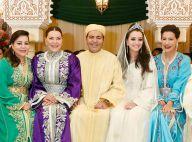 Mariage de Moulay Rachid du Maroc et Lalla Oum Keltoum : La mariée se dévoile...