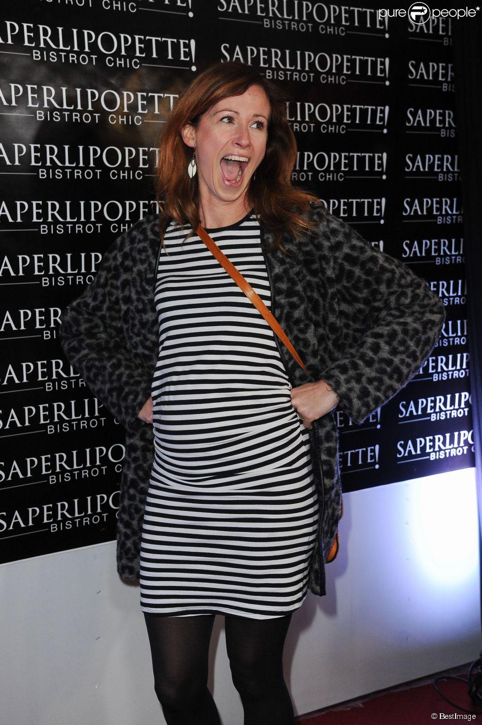Sophie ferjani enceinte inauguration du restaurant - Mari de sophie ferjani ...