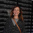 """La jolie Sophie Ferjani enceinte - Inauguration du restaurant """"Saperlipopette!"""" de Norbert Tarayre (Top Chef 3) à Puteaux, le 17 novembre 2014"""