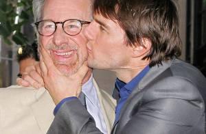 Entre Steven Spielberg et Tom Cruise, c'est désormais la guerre...