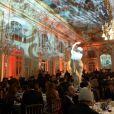 Exclusif - Ambiance lors de la soirée GQ au Musée d'Orsay, Paris, le 19 novembre 2014.
