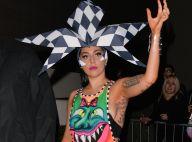 Lady Gaga :  Diva ultra-tatouée et en plein délire dans les rues de Manchester
