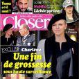 Couverture du magazine Closer n°493.