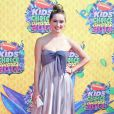 """Greer Grammer - 27e cérémonie annuelle des """"Kid's Choice Awards"""" à Los Angeles, le 29 mars 2014."""