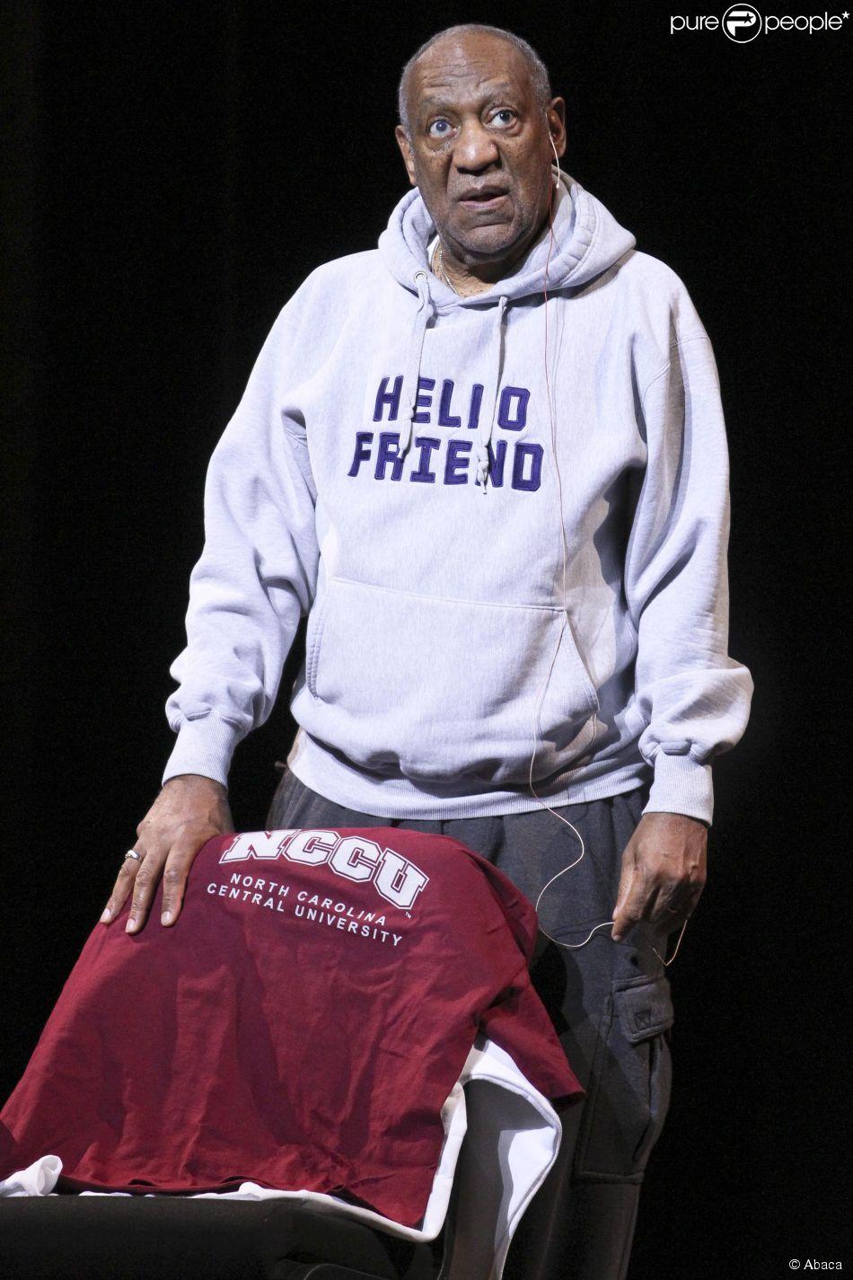 Bill Cosby à Durham, le 21 janvier 2012.