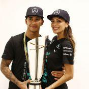 Nicole Scherzinger : Heureuse et amoureuse auprès de son Lewis Hamilton