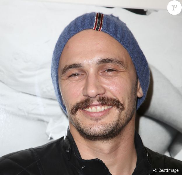 "James Franco - Vernissage de l'exposition ""New Film Still"" de James Franco à la galerie Cinéma à Paris, le 25 novembre 2014."
