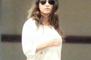 Mila Kunis : Première sortie pour la jeune maman, qui retrouve ses courbes