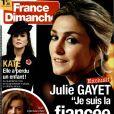 """""""France Dimanche"""" du 28 novembre 2014"""