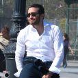 """Jake Gyllenhaal - Tournage du film """"Demolition"""" à New York le 6 octobre 2014"""
