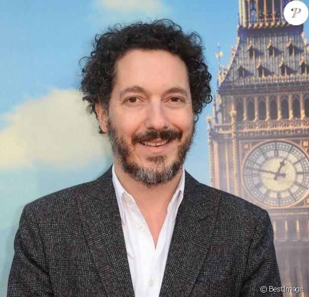 """Guillaume Gallienne - Avant-première du film """"Paddington"""" au cinéma Pathé Beaugrenelle à Paris, le 30 novembre 2014."""