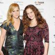 Amy Schumer lors des Gotham Independent Film Awards à New York le 1er décembre 2014