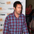 """Adam Sandler - Avant-première du film """"Men, Women and Children"""" lors du festival du film de Toronto le 6 septembre 2014."""