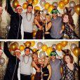 Abigail Lauren lors de la fête d'anniversaire de Taylor Swift, le 12 décembre 2014