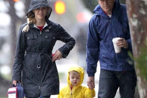 Reese Witherspoon : Sortie en amoureux et sous la pluie avec Tennessee