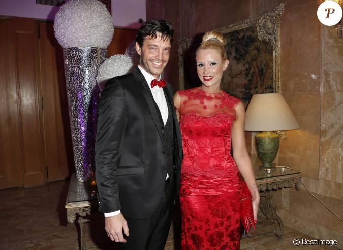 Elodie gossuin et son mari bertrand lacherie 38 me dition de la c r monie des best awards au - Mari d elodie gossuin ...