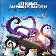 Affiche du film Les Pingouins de Madagascar, en salles le 17 décembre 2014