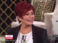 Sharon Osbourne : La femme d'Ozzy perd une dent en direct à la télévision !
