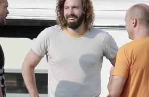 PHOTOS : Ben Affleck, trop top... les cheveux longs !